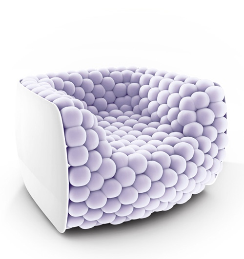 25560115 080512 เก้าอี้นุ่มหยุ่นผ่อนคลาย..Blueberry armchair..