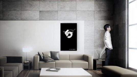 25560123 140143 Framed* เครื่องมือใหม่ในการแสดงภาพศิลปะแบบยุคดิจิตอล