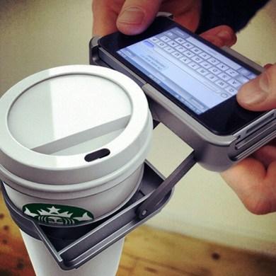 ที่วางถ้วยกาแฟ บน iPhone..จะกล้าใช้มั๊ยเนี่ย??? 19 - chat