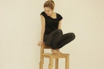 Samurai Chair...เก้าอี้ถูกฟันด้วยดาบซามูไร ..จะนั่งได้มั๊ยเนี่ย?? 8 -