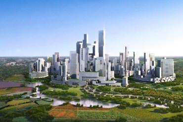 "Design for Sustainable City แนวคิดเรื่อง ""Graden City"" เมืองสรวงสววรค์แห่งสวนสวย 23 - Architecture"