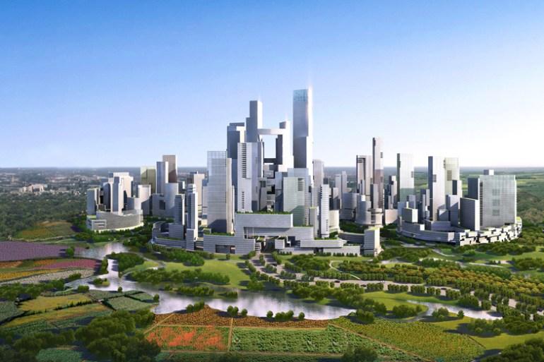"Design for Sustainable City แนวคิดเรื่อง ""Graden City"" เมืองสรวงสววรค์แห่งสวนสวย 26 - Architecture"