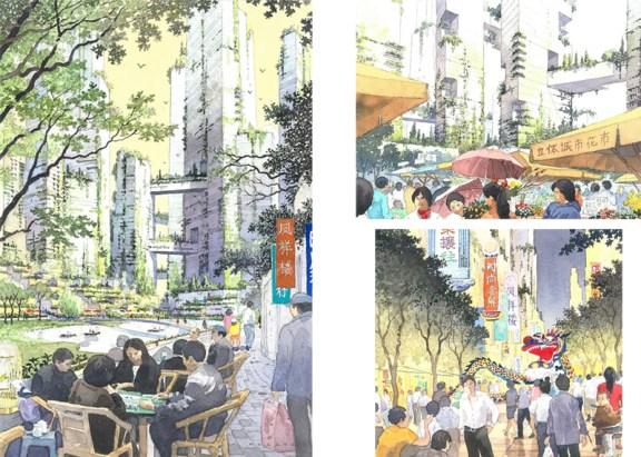 454 Design for Sustainable City แนวคิดเรื่อง Graden City เมืองสรวงสววรค์แห่งสวนสวย