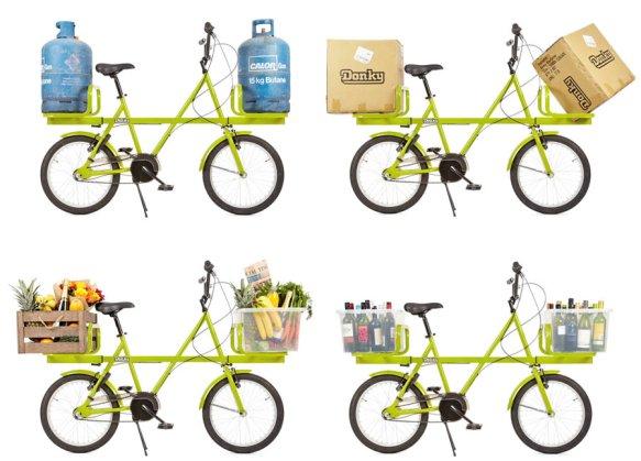 Donky cargo bike 05 DONKY CARGO Bicycle จักรยานอเนกประสงค์