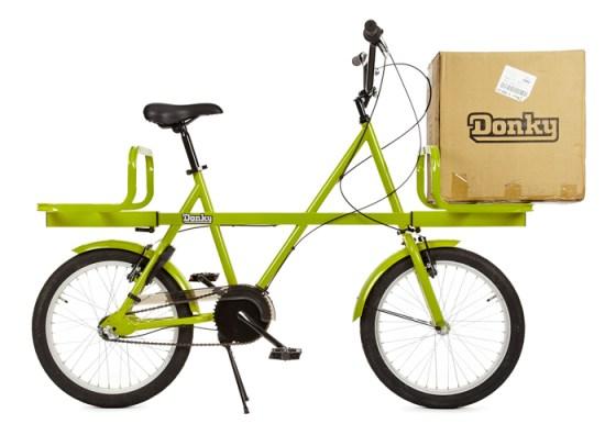 Donky58 700 DONKY CARGO Bicycle จักรยานอเนกประสงค์