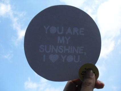 Sunshine card by Surasekk 21 -