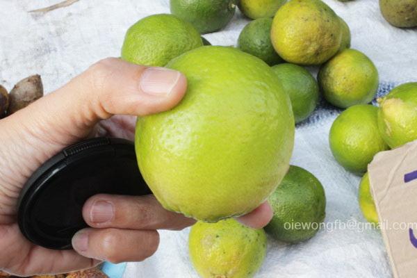 Tahiti Lime อรุณรุ่งที่นี่ .. น่าน
