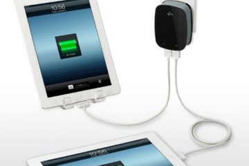 DoubleUp Doubles Down On iDevice Charging ดับเบิ้ลชาร์ต แค่รูเดียว ชาร์ตได้ถึง 2 เครื่อง 10 - apple