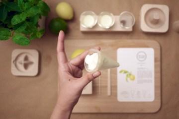 Ice Cream Concept Parlour เครื่องทำไอศครีมแบบง่ายๆ 2 - Ice Cream Concept Parlour