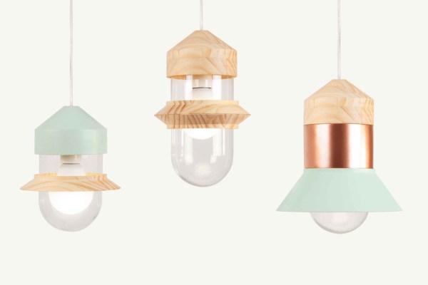 %name Santorini Lamps by Sputnik โคมไฟหลากสไตล์ ปรับเปลี่ยนได้ด้วยตัวคุณเอง