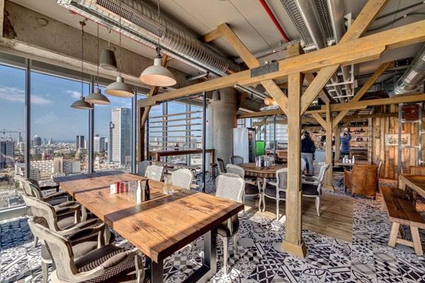 25560207 224700 สำนักงานใหม่ของ Google ในเมืองเทลอาวีฟ อิสราเอล... มันยอดเยี่ยมเกินบรรยาย