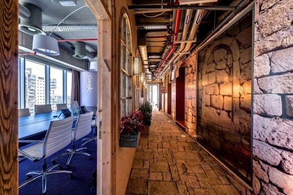 25560207 224803 สำนักงานใหม่ของ Google ในเมืองเทลอาวีฟ อิสราเอล... มันยอดเยี่ยมเกินบรรยาย