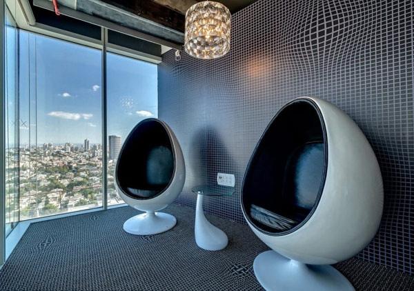 25560207 224949 สำนักงานใหม่ของ Google ในเมืองเทลอาวีฟ อิสราเอล... มันยอดเยี่ยมเกินบรรยาย