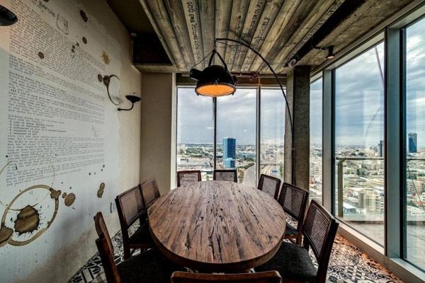 25560207 225019 สำนักงานใหม่ของ Google ในเมืองเทลอาวีฟ อิสราเอล... มันยอดเยี่ยมเกินบรรยาย