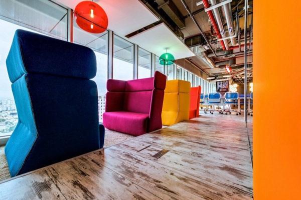 25560207 225046 สำนักงานใหม่ของ Google ในเมืองเทลอาวีฟ อิสราเอล... มันยอดเยี่ยมเกินบรรยาย