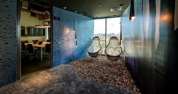 25560207 225124 สำนักงานใหม่ของ Google ในเมืองเทลอาวีฟ อิสราเอล... มันยอดเยี่ยมเกินบรรยาย