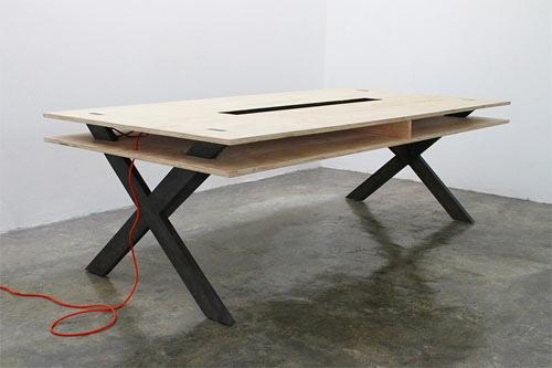 25560218 084021 โต๊ะนี้ไว้ร่วมกันทำงาน..PERFECT FOR COWORKING