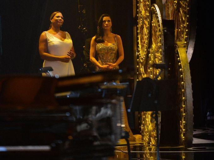 25560225 212155 ชมภาพ Backstage งานประกาศรางวัล ออสการ์