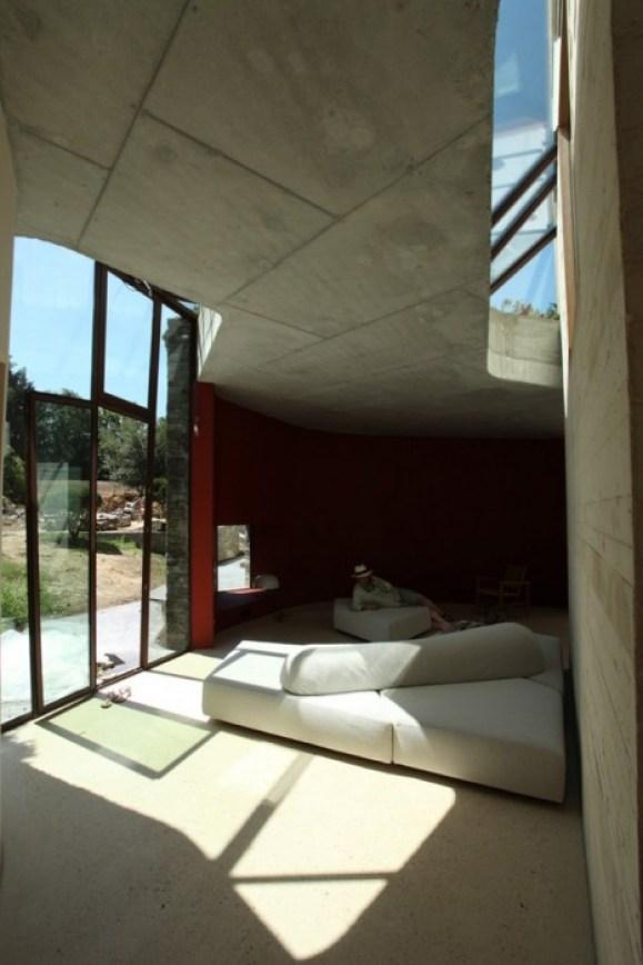 Maison L by Pottgiesser ArchitecturePossibles photo George Dupin yatzer 22 Maison L by Christian Pottgiesser บ้านธรรมดาที่ไม่ได้ธรรมดา