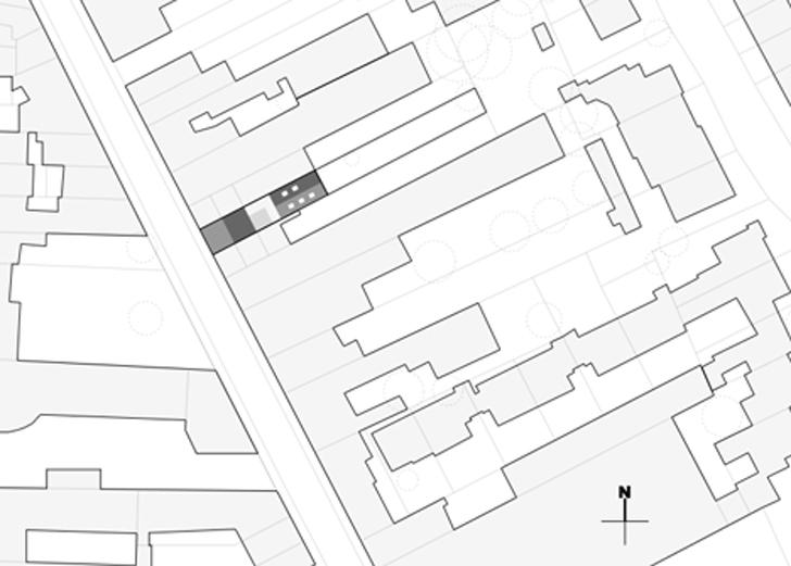 Transforming a laundry by Alain Hinant 10 เปลี่ยนอาคารซักรีด..ให้กลายเป็นบ้านน่าอยู่ของศิลปิน