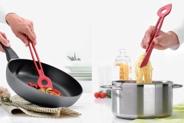 Chef2 spoon tongs 31 - ห้องครัว