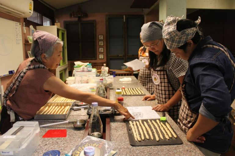 ห้องเรียนขนมปังทำเอง Bread Me 13 - Bread Me