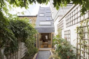 Slim house..บ้านห้องแถวผอมๆกว้างเพียง 2.3 เมตร แต่ดูดี น่าอยู่อย่างเหลือเชื่อ 20 -