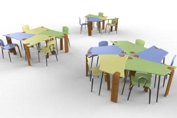 โต๊ะทำงาน..Collaborate… or Don't!