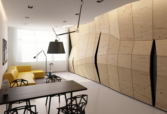 25560313 110531 60 Square Meters Apartment Concept by Vlad Mishin