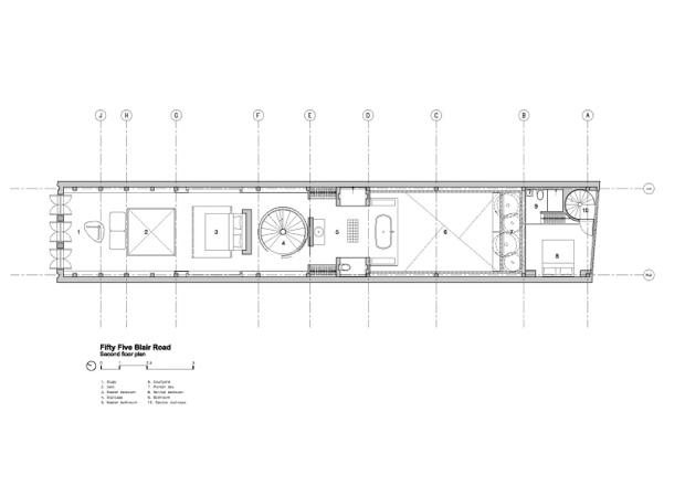 25560313 181543 ห้องแถวเก่ายุค art deco ที่เชื่อมโยงเอาความเก่า ความทันสมัย และธรรมชาติ มาอยู่ร่วมกันได้แบบลงตัวที่สุด