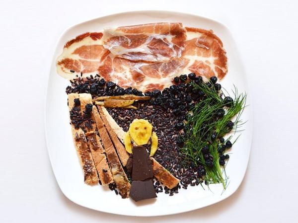 25560318 161743 ไอเดียสร้างภาพศิลปะจากอาหารบน instagram โดยสถาปนิกชาวมาเลเซีย