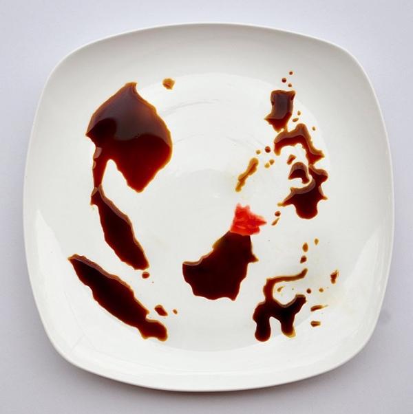25560318 161941 ไอเดียสร้างภาพศิลปะจากอาหารบน instagram โดยสถาปนิกชาวมาเลเซีย