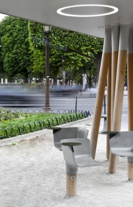 25560320 095156 งานออกแบบ Wi Fi stations ..ในกรุงปารีส สวยงามร่มรื่น น่านั่งยิ่งนัก