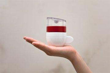 Piamo: your espresso maker for the microwave 4 - espresso