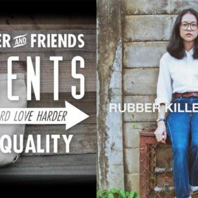"""RUBBER KILLER"" แฟชั่นสุดเท่ จากยางในรถยนต์ 16 - Art & Design"