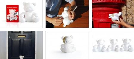 feee 450x200 Paper Teddy Bear ส่งจดหมายด้วย จดหมายตุ๊กตาหมี