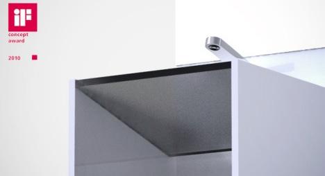 hybrid concept sink design เมื่ออ่างล้างหน้า มาอยู่ร่วมกับโถปัสสาวะ..