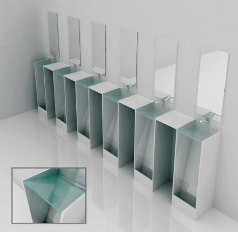 hybrid urinal graywater reuse เมื่ออ่างล้างหน้า มาอยู่ร่วมกับโถปัสสาวะ..