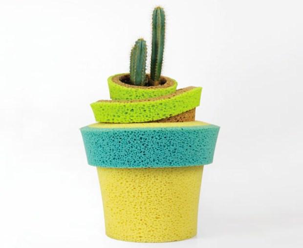 invaso-sponge-pot-Stefano-Claudio-Bison