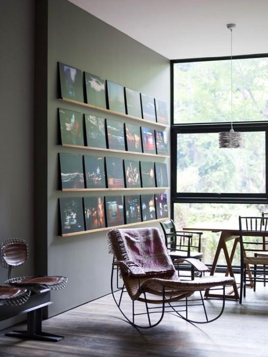 25560408 211749 บ้านTownhouse ของแฟชั่นดีไซเนอร์ในย่าน Chelsea, New York จะ creative ขนาดไหน
