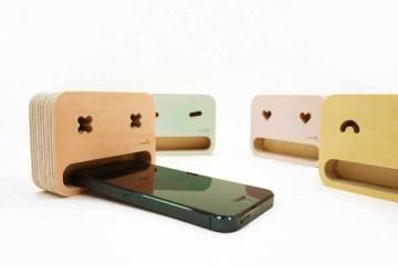 smartphone stands...หม่ำ..หม่ำ..มือถืออร่อย 15 - eco-design