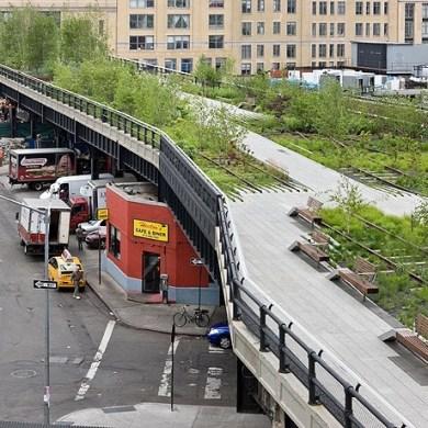 The High Line..สวนสาธารณะยกระดับ จากทางรถไฟเก่าในนิวยอร์ค 28 - high line