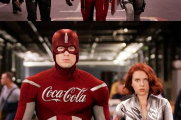 ถ้า Superheroes มีแบรนด์เนมเป็นสปอนเซอร์ 22 - movie