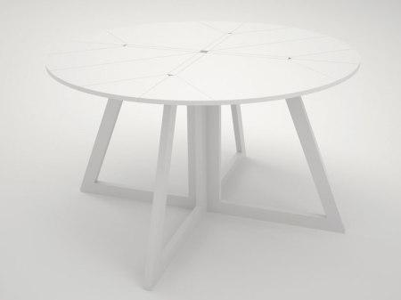 grandcentral03 450x337 Folding Table is Inspired By Pop Up Map Grand Central โต๊ะพับได้ตามรูปแบบของการพับแผนที่ป๊อปอัพ