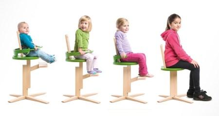 image2 450x239 Froc modern high chair เก้าอี้ตัวเดียวใช้ได้ตั้งแต่เด็กยันโต