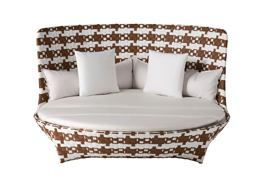ludovica roberto palomba for driade cape west sofa designgush ii เก้าอี้สานแนวโมเดิร์น..ดูเหมือนตะกร้าสานของบ้านเรา