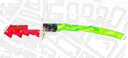 superkilen26 450x204 Superkilen พื้นที่ที่คนในชุมชนช่วยกันเลือกงานออกแบบมาเติมแต่งสวนสาธารณะ