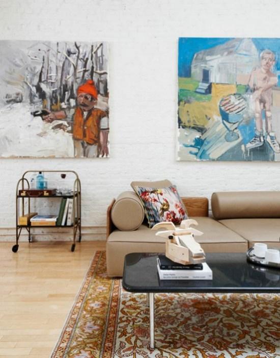 tribeca couch บ้านหลังนี้..การออกแบบเป็นเรื่องของรายละเอียดและคุณภาพ..