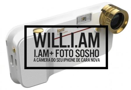 will i am foto sosho 450x311 Will.i.am   i.am+ Foto.sosho Digital Camera Accessories for iPhone 4/4s เคสไอโฟนถ่ายภาพได้แบบ Sport Vintage