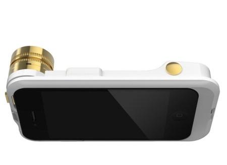 will i am i am plus foto sosho iphone 4 450x327 Will.i.am   i.am+ Foto.sosho Digital Camera Accessories for iPhone 4/4s เคสไอโฟนถ่ายภาพได้แบบ Sport Vintage